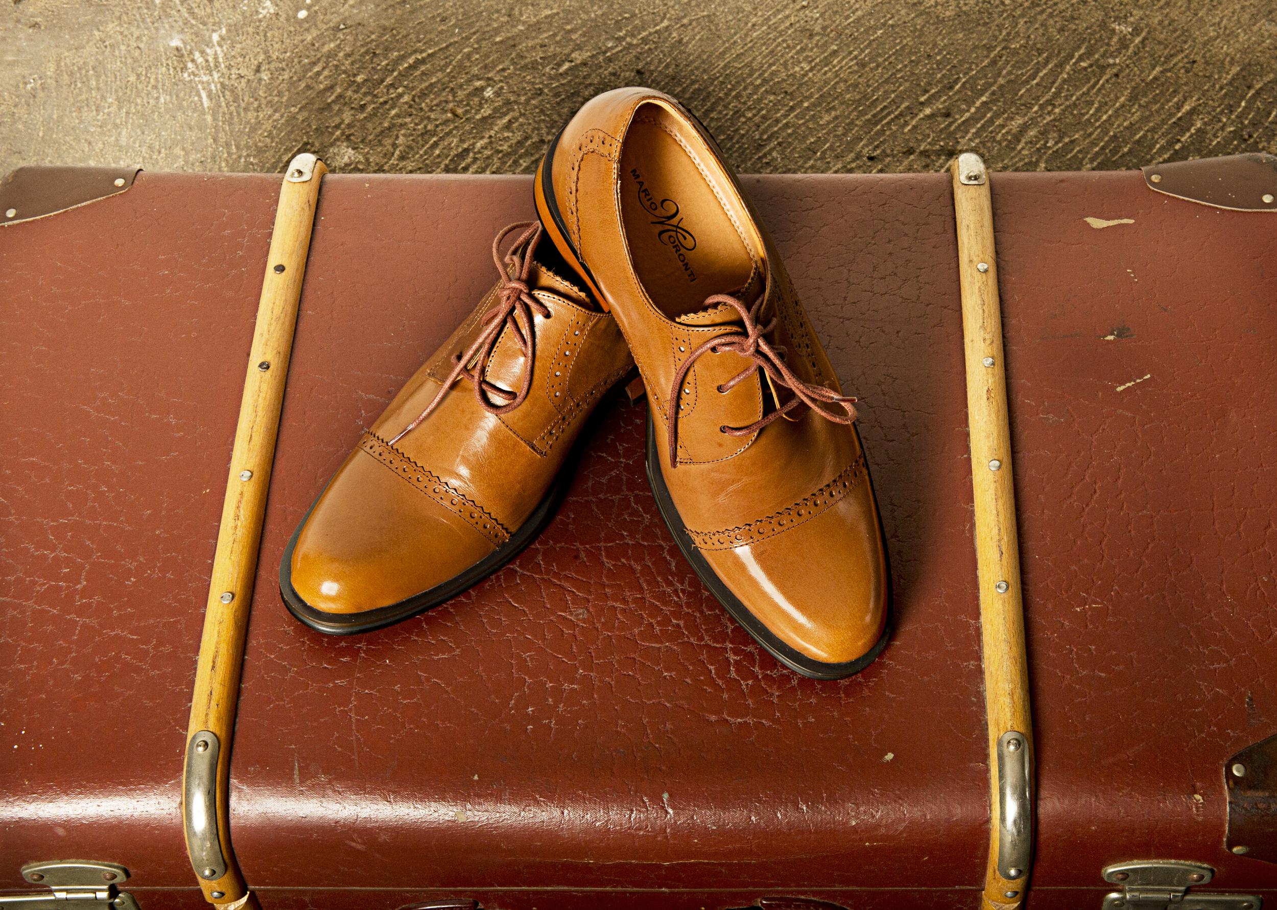 Schuhe die Größer machen! Herren und Frauenschuhe mit